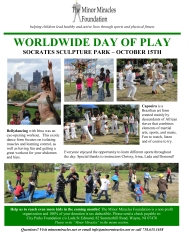 World Wide Day Of Play Wrap Up